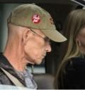 Patric Swayze con su esposa