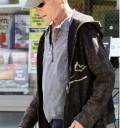 Patrick Swayze en Los Angeles