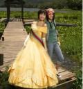 Selena Gomez y Demi Lovato en Princess Protection Program
