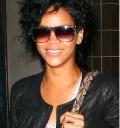 Rihanna con nuevo look