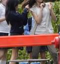 Selena Gomez Grabando Ramona y Beezus