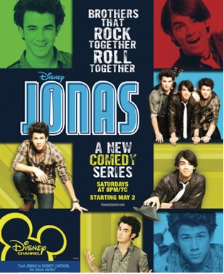 Serie de Jonas Brothers Brothers that rock together roll together