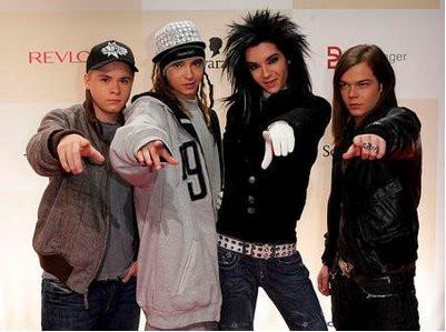 Tokio Hotel acosados por fans