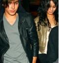 Vanessa Hudgens y Zac Efron en N.Y.