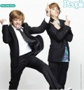 Dylan y Cole Sprouse en People