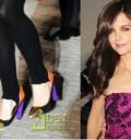 Zapatos de Katie Holmes