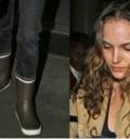 Botas de Natalie Portman
