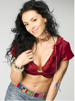 Ivonne Montero de romance con Rafael Araneda