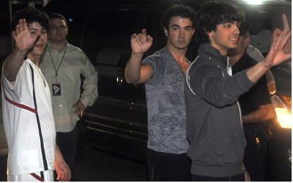 Jonas Brothers en Argentina