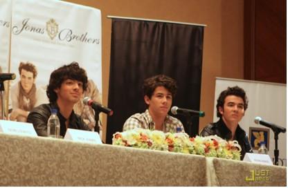 Jonas Brothers en Perú