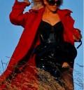 Lindsay Lohan en sesión Fotográfica de Vogue