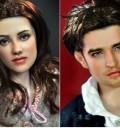 Muñecos de Edward y Bella