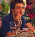 Robert Pattinson en Italia