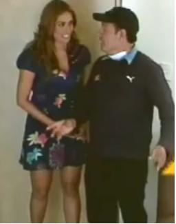 Criticadas Galilea Montijo y Roxanna Castellanos por bromear a Sammy