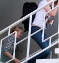 Dakota y Kristen se alistan para The Runaways