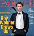 Daniel Radcliffe en Revista Parades Portada