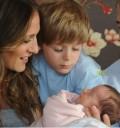 Sarah Jessica Parker con su hijo y sus gemelas