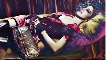 Madonna imagen de Louis Vuitton