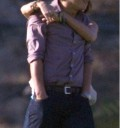 Miley Cyrus persigue a Nick Jonas