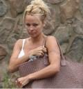 Pamela Anderson desmejorada