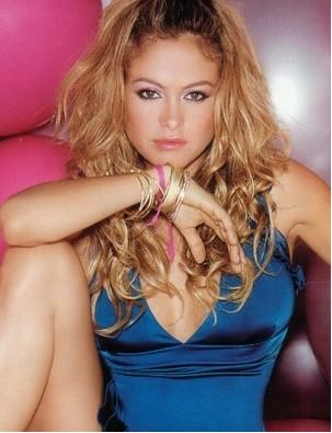 Cumple 38 años Paulina Rubio