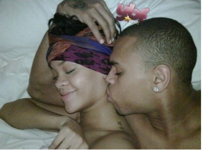 Dan a Conocer Fotos de Rihanna y Chris Brown