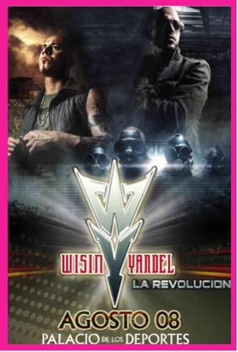 Wisin & Yandel en el Palacio de los Deportes