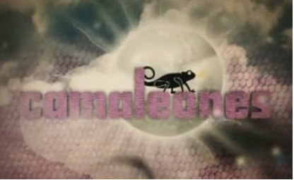 Pee Wee y Poncho Herrera graban promocionales de Camaleones