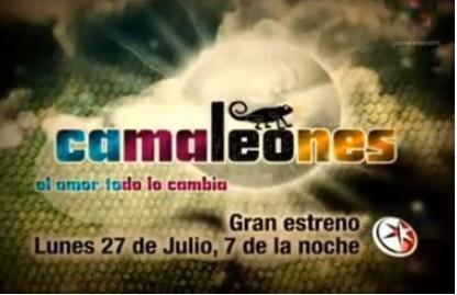 27 de julio inicia Camaleones