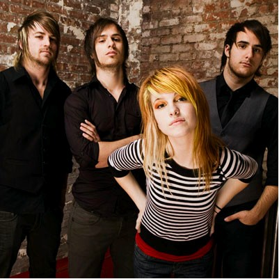 Brand New Eyes Nuevo disco de Paramore