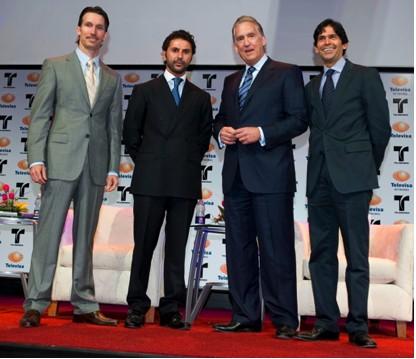 Televisa abre su señal a Telemundo