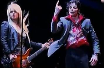 Último video de Michael Jackson