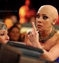 Cynthia Klitbo pelona en Hazme Reír