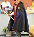 Yurem como Harry Potter en Hazme Reír