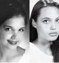 Angelina Jolie en la Escuela