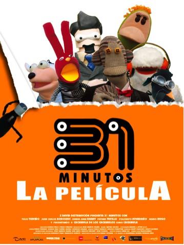 31 Minutos La Película se estrena en México el 18 de Septiembre