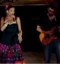 Concierto La Quinta Estación en Cacahuamilpa