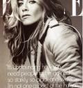 Revista Elle Jennifer Aniston