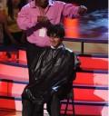 Mike Tyson y Jonas Brothers en Teen choice awadrs