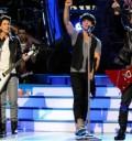 Jonas Brothers en los Teen choice awards
