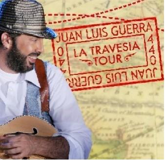 Juan Luis Guerra Travesia Tour