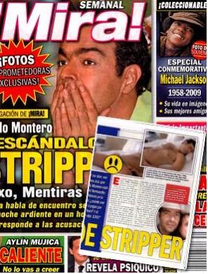 Pablo Montero demandará a la mujer que lo fotografió desnudo