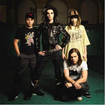 Humanoid nuevo disco de Tokio Hotel