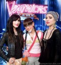 Patito con The Veronicas