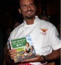 Chef Oropeza presenta libro México Saludable Vol. 1