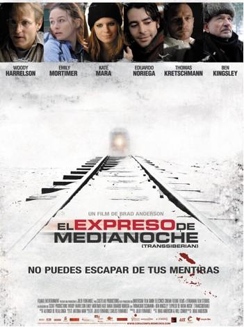 Cartel El Expreso de Medianoche