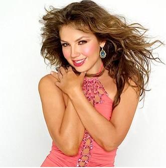 Thalía cumple 38 años