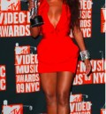 Beyonce en MTV VMA 09