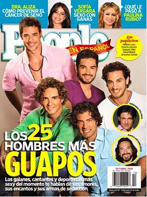 Los 25 más Guapos de People en Español