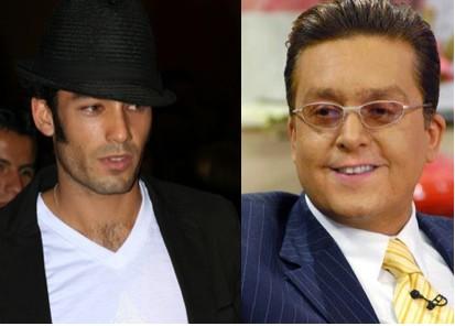 Aarón Díaz contra Daniel Bisogno
